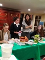 Women's Challah Bake 2016